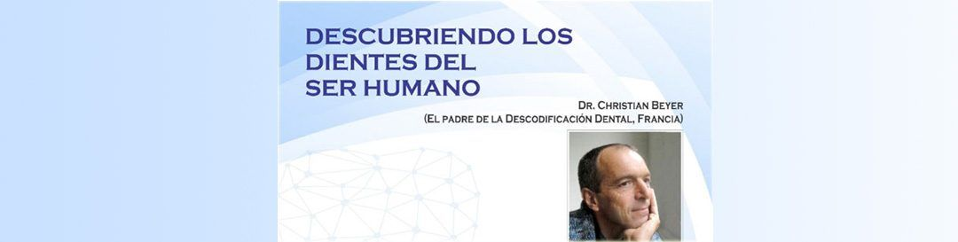 Conferencia Descubriendo los dientes del ser humano