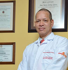 Dr Jaime Gallego