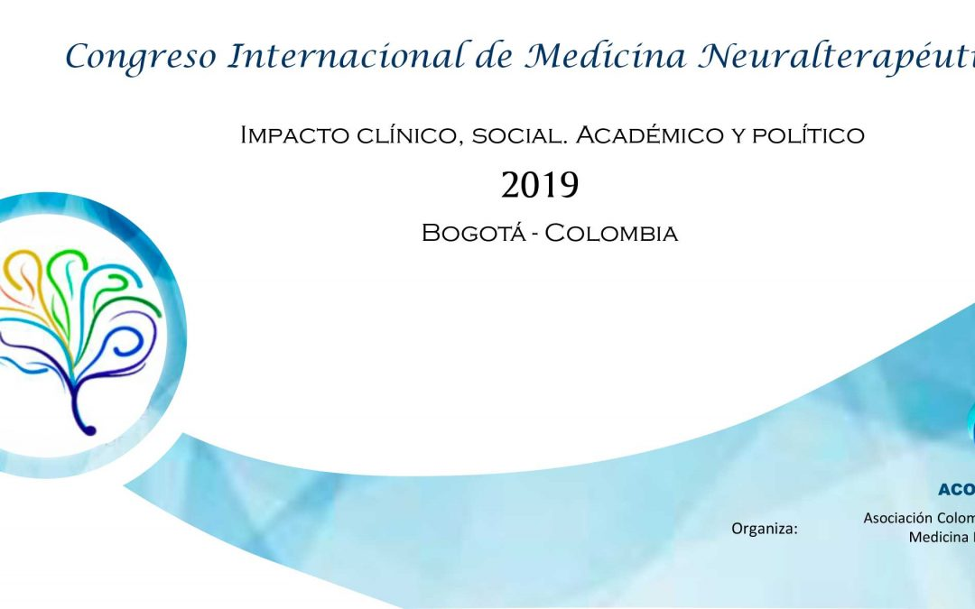 Congreso Internacional de Medicina Neuralterapéutica